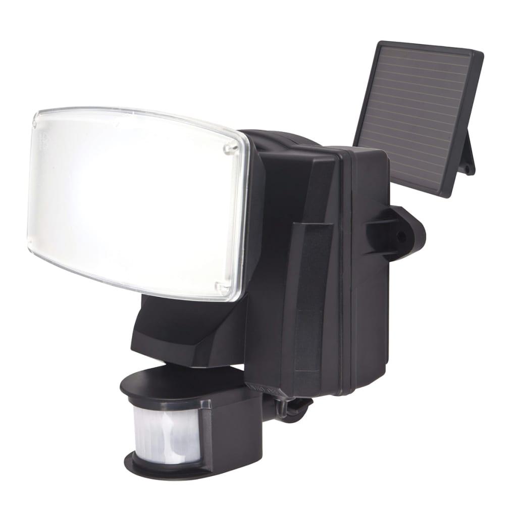 acheter smartwares lampe murale solaire avec capteur pir 6. Black Bedroom Furniture Sets. Home Design Ideas