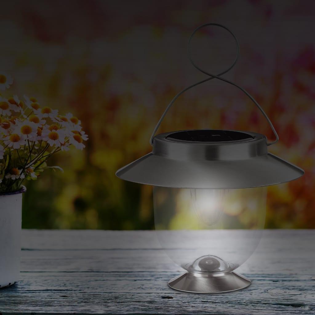 Smartwares Magret Solar Laterne Leuchte 2 Stk 0 12w