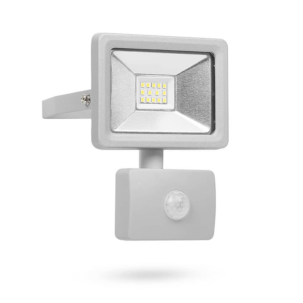 SMARTWARES Lampe LED avec capteur 10 W Gris SL1-DOB10