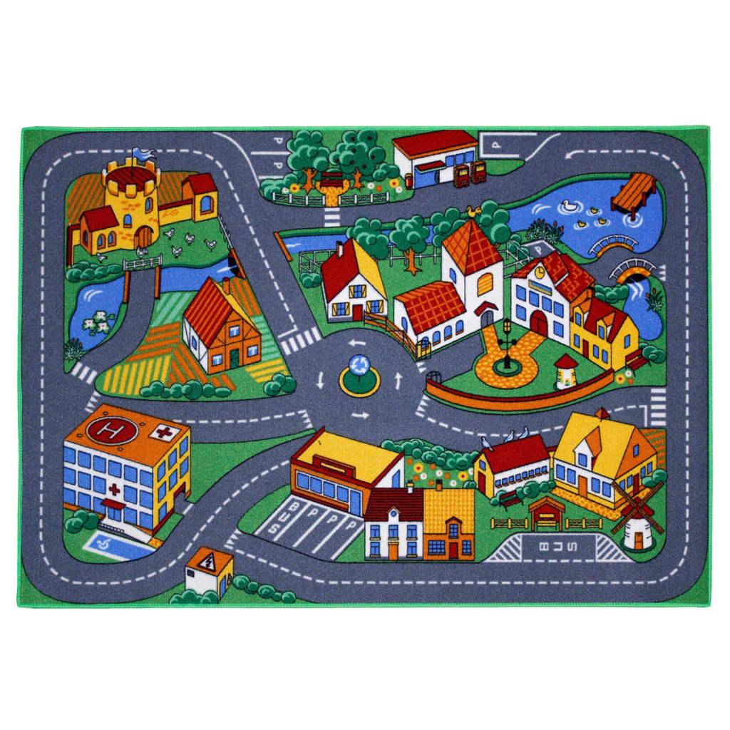 Ak sports alfombra para jugar calle quiet town 133 cm - Alfombras para jugar ninos ...