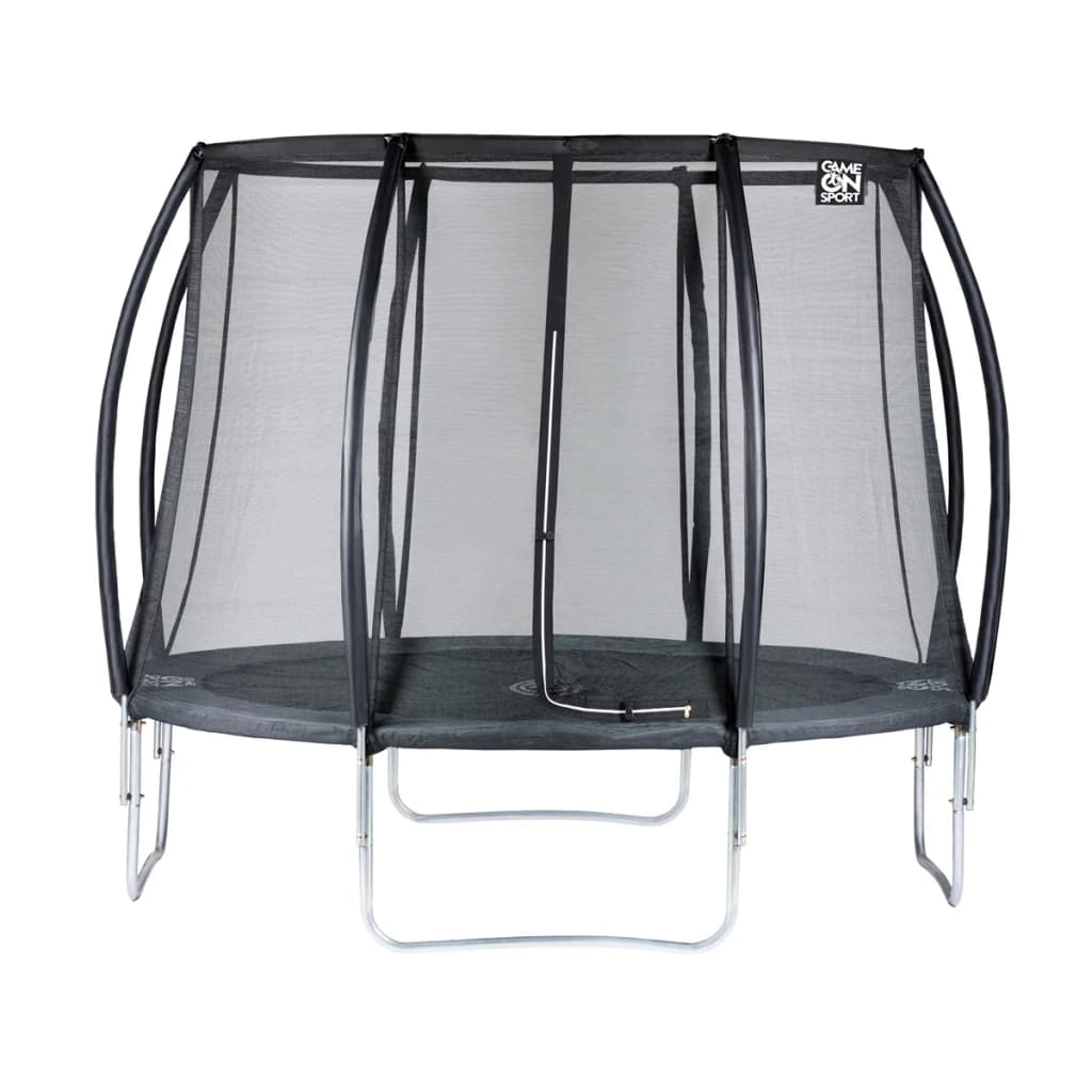 acheter game on sport trampoline avec filet de s curit. Black Bedroom Furniture Sets. Home Design Ideas