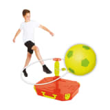 MOOKIE Swingball de football First Rouge et jaune 7242MK