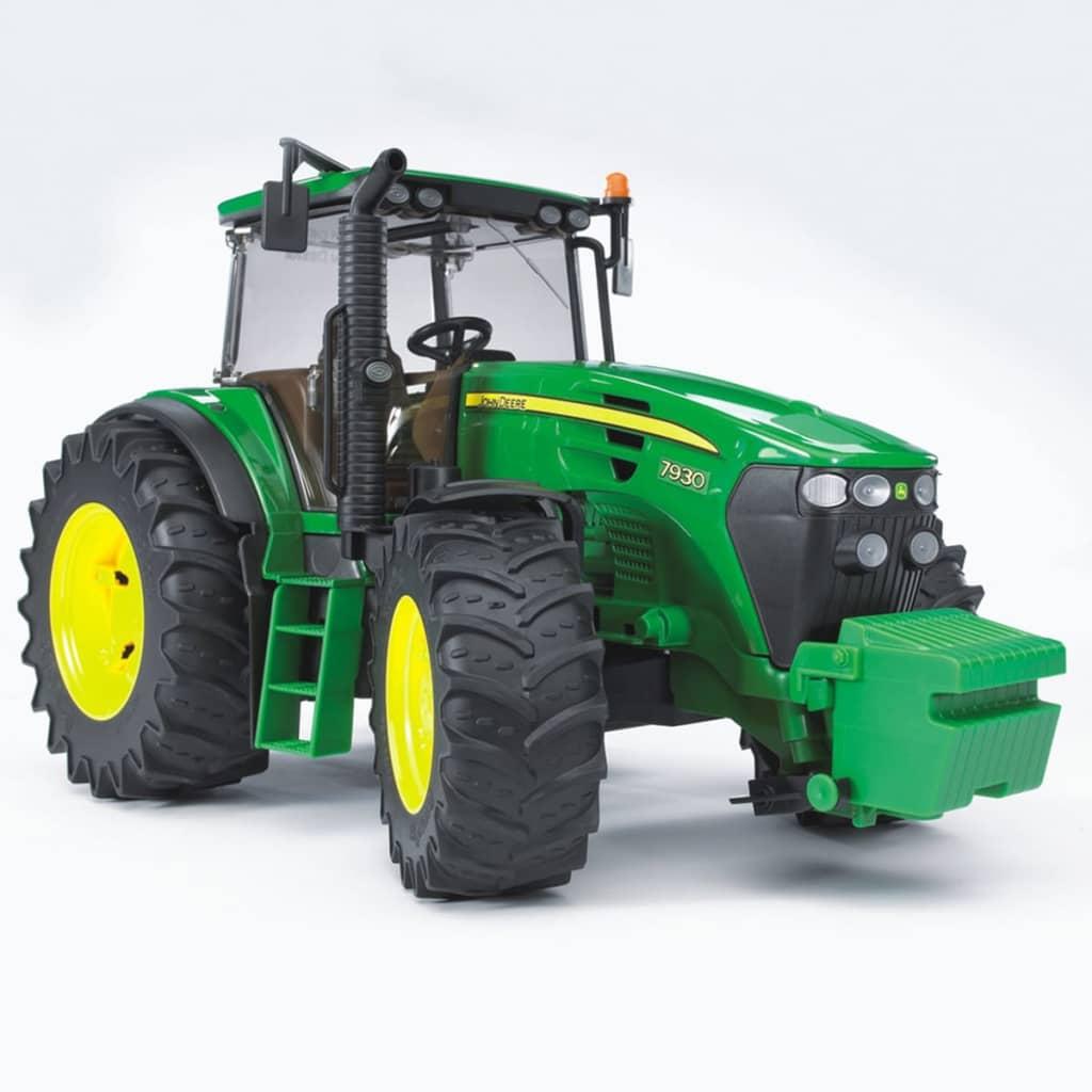 shop bruder traktor john deere 7930 1 16 03050 vidaxl. Black Bedroom Furniture Sets. Home Design Ideas
