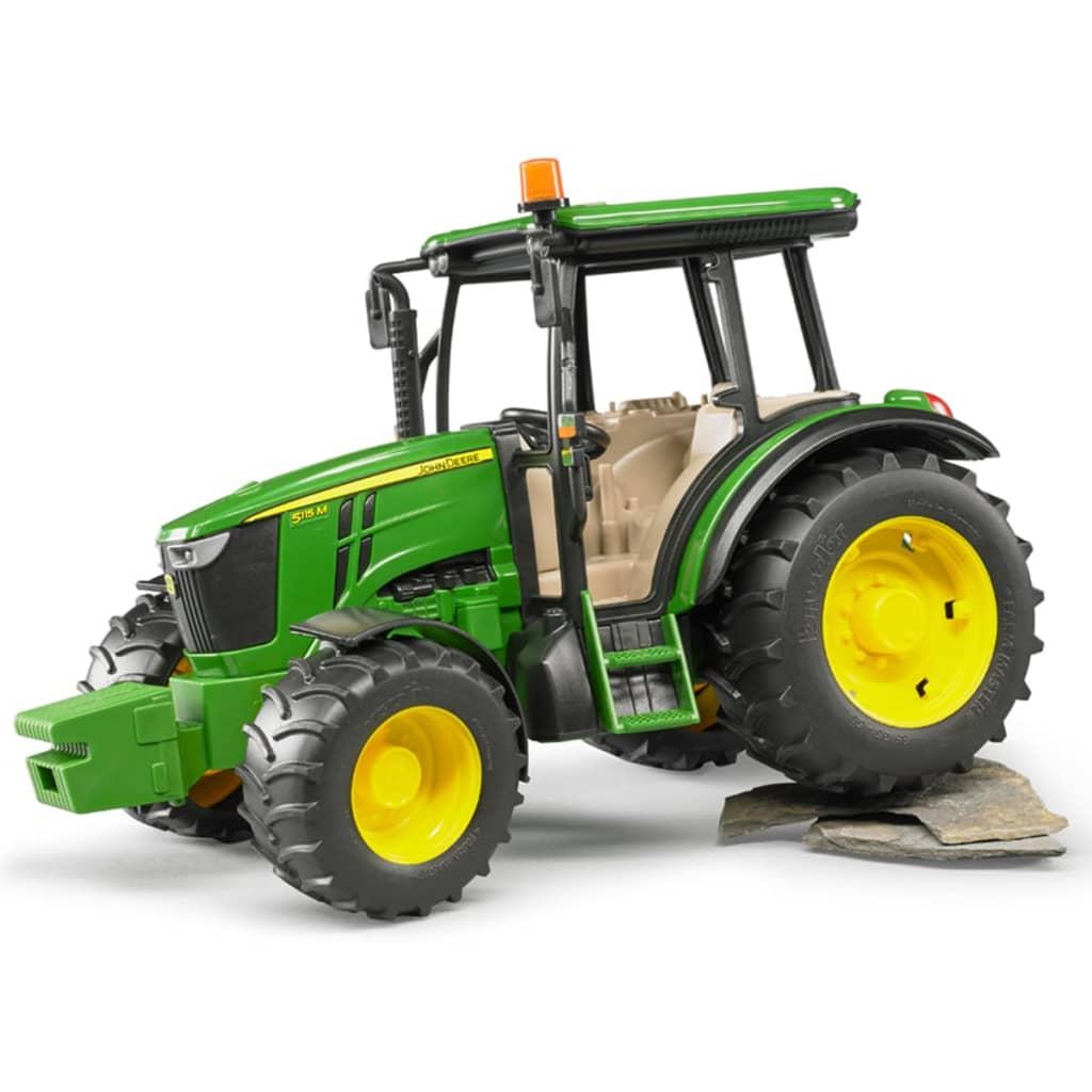 handla bruder traktor john deere 5115m 1 16 02106. Black Bedroom Furniture Sets. Home Design Ideas