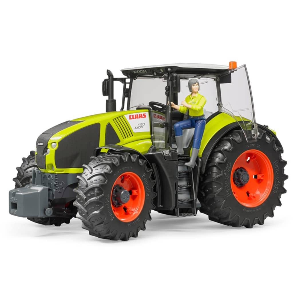 bruder traktor claas axion 950 1 16 03012 g nstig kaufen. Black Bedroom Furniture Sets. Home Design Ideas