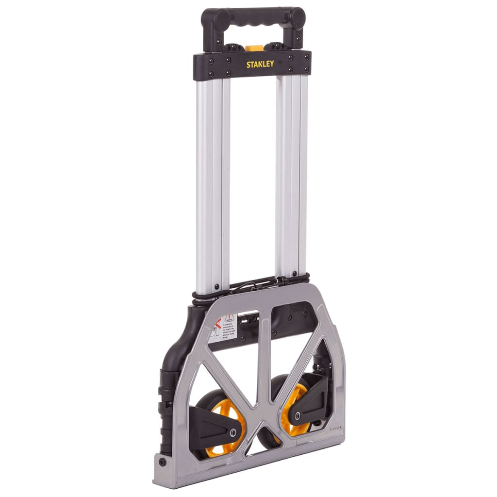 Stanley carretilla de carga plegable 70 kg sxwtc ft502 - Carretillas de carga ...