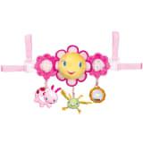 Bright Starts Musik-Spielbügel für Babyschale Pretty in Pink Rosa K8676