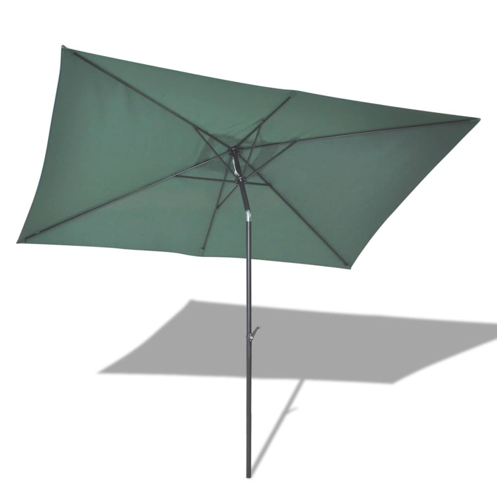 parasol de jardin rectangulaire parasol deporte parasol decentre parasols. Black Bedroom Furniture Sets. Home Design Ideas