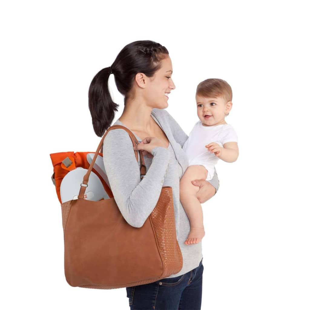 acheter disney balan oire de porte pour b b tigre orange. Black Bedroom Furniture Sets. Home Design Ideas