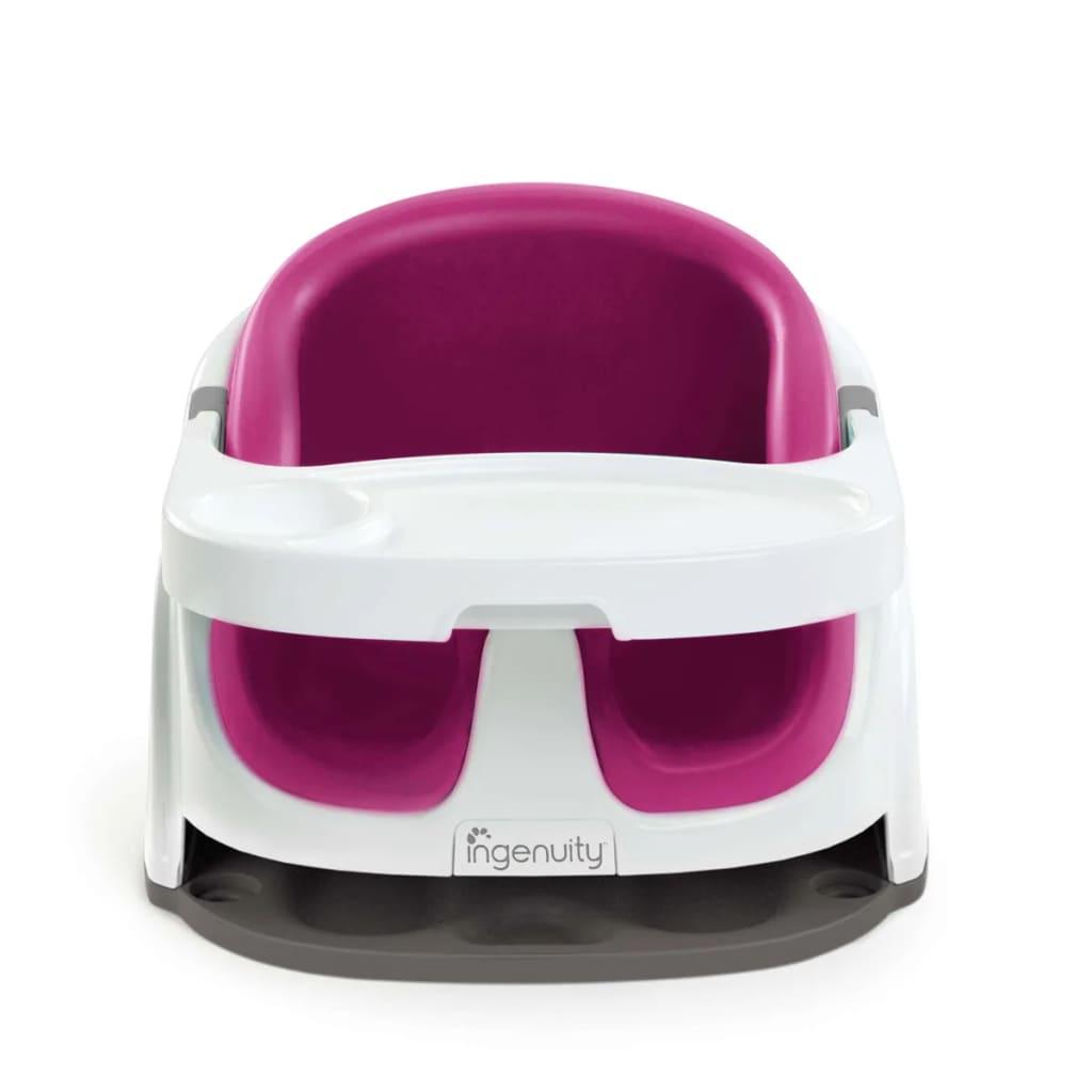 Ingenuity 2 az 1-ben Rózsaszín flabé gyerek alap ülés támasz K10866