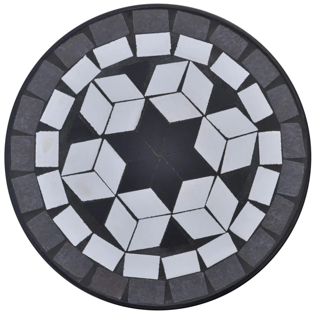 Der mosaik beistelltisch tisch bistrotisch blumenst nder for Mosaik beistelltisch