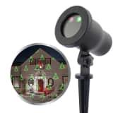 Bekend van TV Laser Light - Night Stars 5 Patronen + Remote