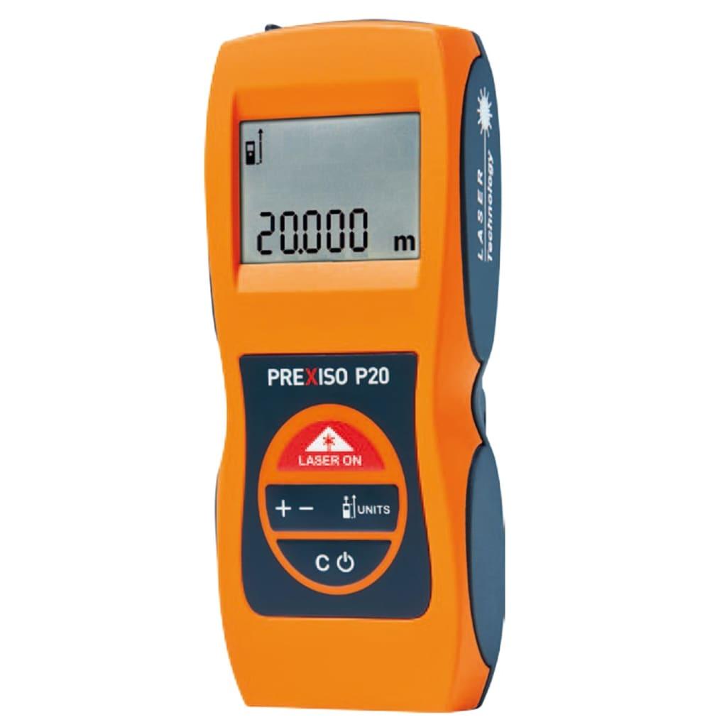 Afbeelding van Prexiso Laser afstandsmeter P20 20 m 808085