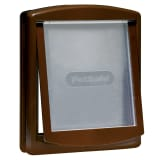 PetSafe 2-Way Pet Door 775 Large 35.6x30.5 cm Brown 5024