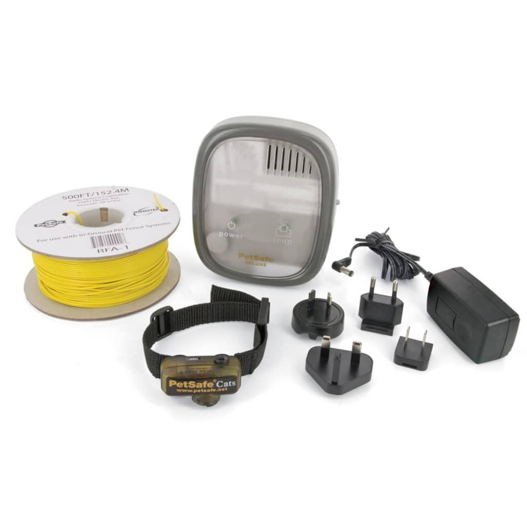 Afbeelding van PetSafe Elektrisch inperkingssysteem Deluxe In-Ground Cat Fence 6038