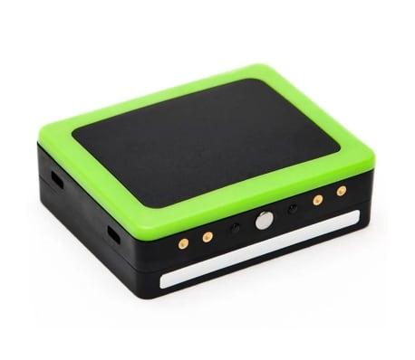 acheter weenect traceur gps pour chiens noir et vert 7810 pas cher. Black Bedroom Furniture Sets. Home Design Ideas