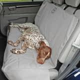 PetEgo Autostoelbeschermer achterbank grijs 122x132 cm EBSPRS GR2