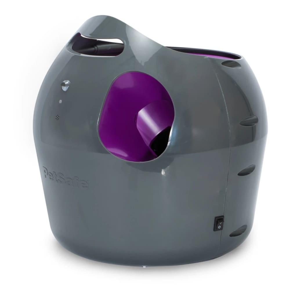 Afbeelding van PetSafe Balwerper automatisch grijs en paars 9 m PTY00-14665