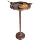 Esschert Design Bird Bath/Feeder 24.2x24.2x57.5 cm FB116