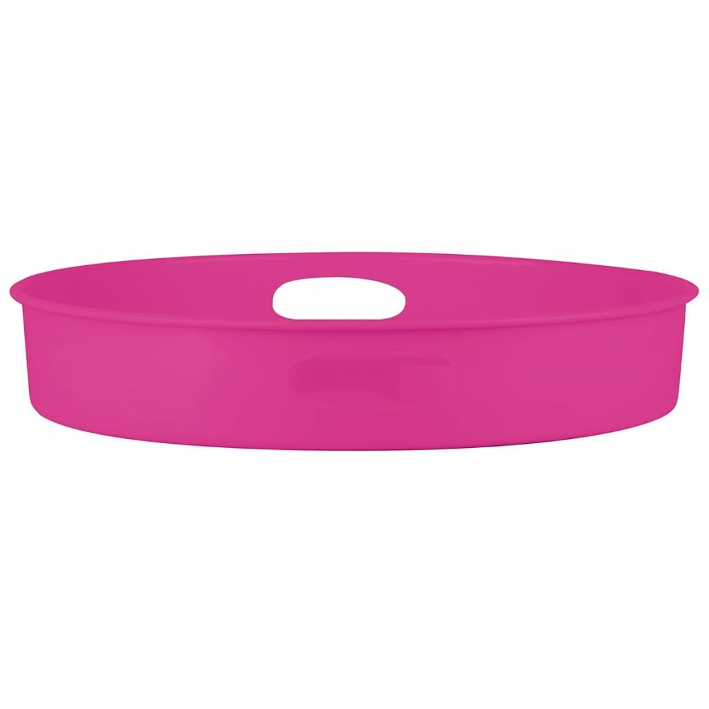 Esschert design bbq tafel koolstofstaal roze ff250 online kopen - Tafel roze kind ...