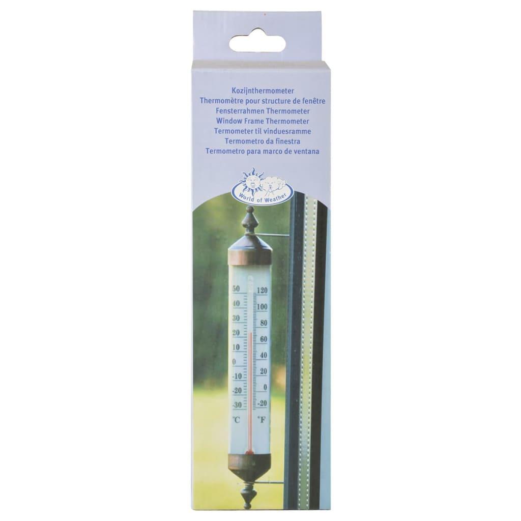 Acheter esschert design thermom tre de fen tre 25 cm th70 for Thermometre de cuisine pas cher