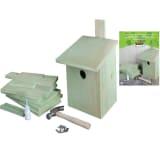 Esschert Design Doe-het-zelf vogelhuis 21,3x17x23,3 cm KG52