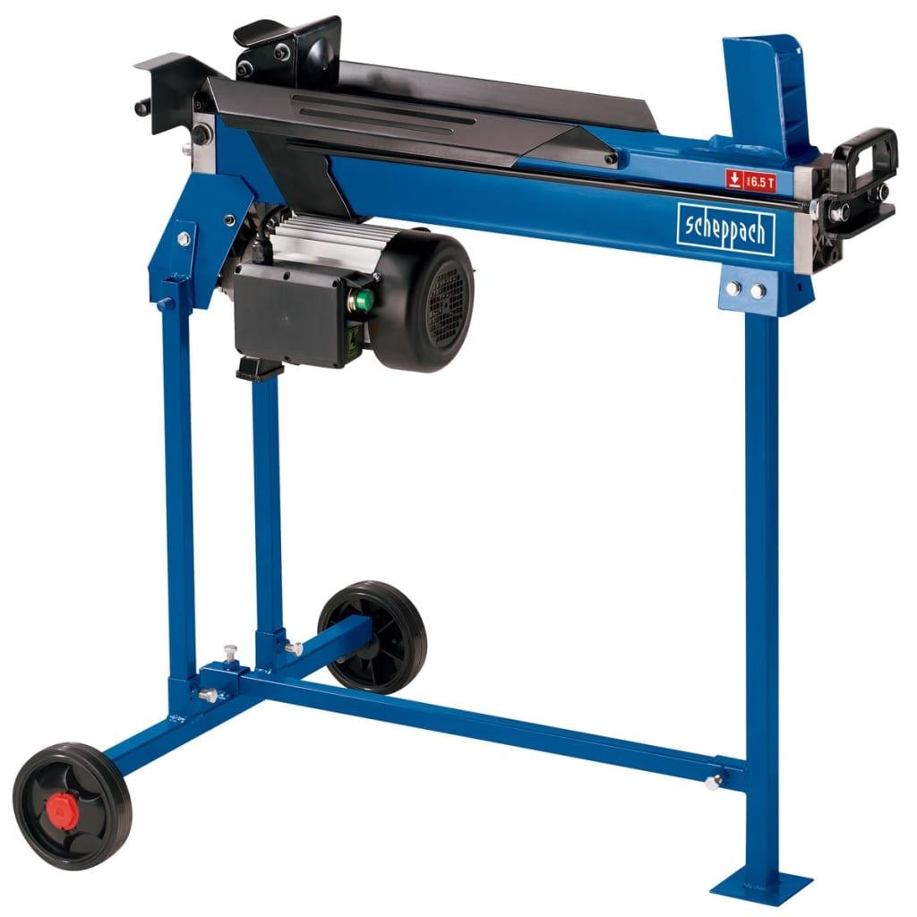 Afbeelding van Scheppach Hydraulische houtkliever HL650 2200 W 6,5 ton 5905206901