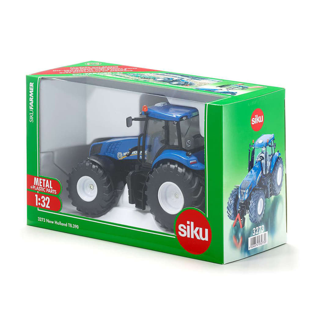 Siku Tractor New Holland T8 390 1 32 541794 Vidaxl Co Uk