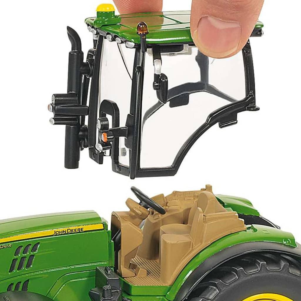 Siku tractor john deere 6210r 1 32 541866 for Espejo universal tractor