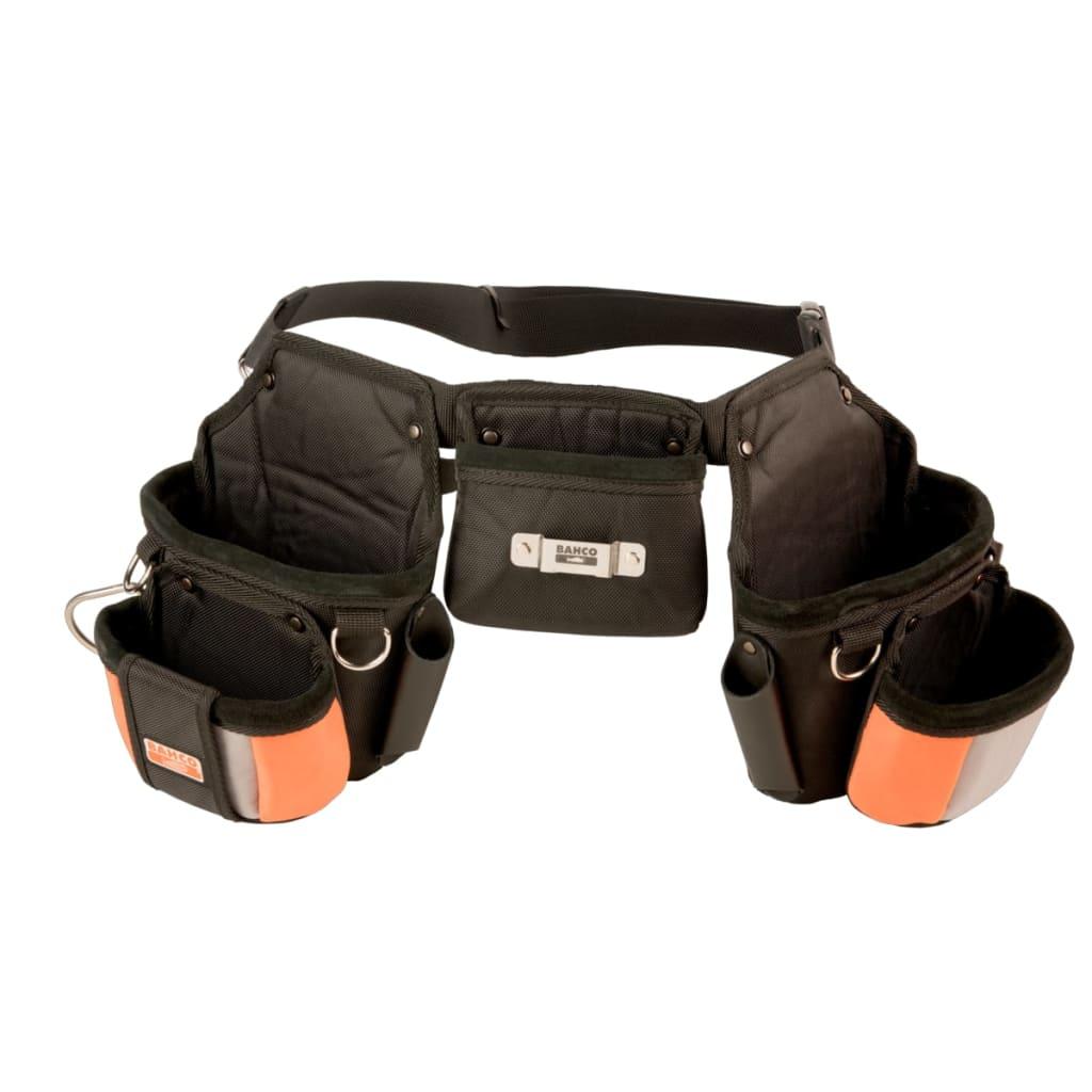 bahco ceinture porte outils multi poches 63 x 10 x 38 cm. Black Bedroom Furniture Sets. Home Design Ideas