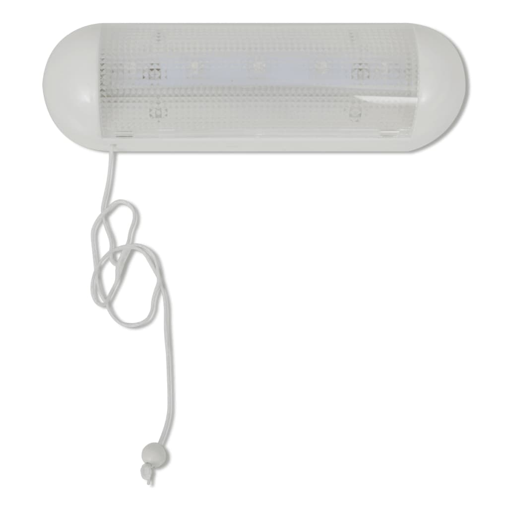 Wall Mounted Solar Porch Lights : vidaXL.co.uk Outdoor Solar Powered LED Wall Light White