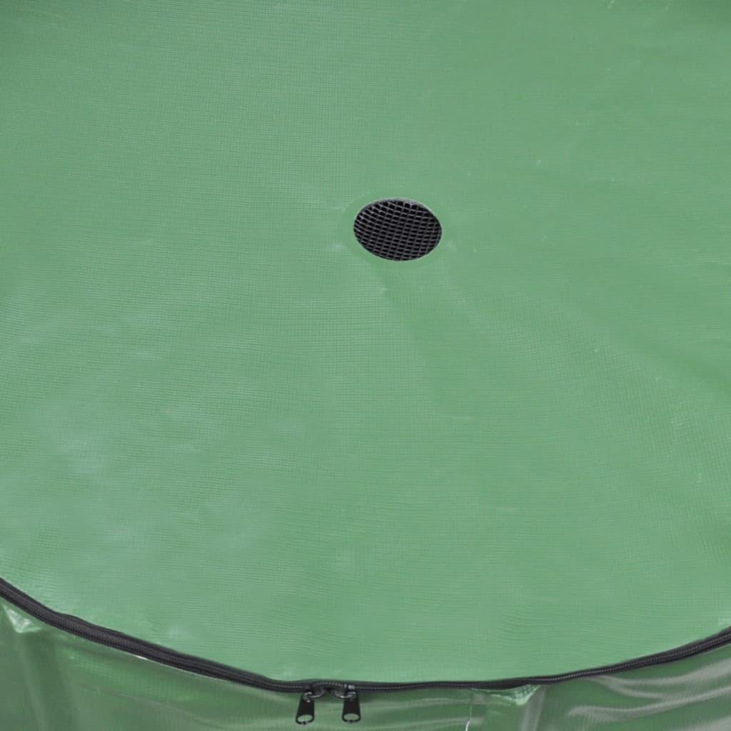 La boutique en ligne r cup rateur d 39 eau pluviale pliable 750 l - Recuperateur d eau pluviale ...