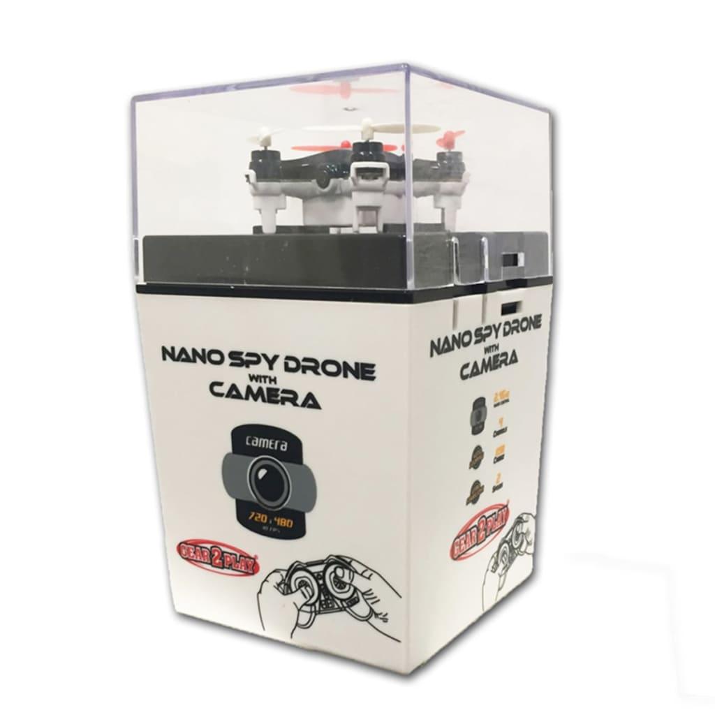 der gear2play drohne nano spy mit kamera tr80522 online shop. Black Bedroom Furniture Sets. Home Design Ideas