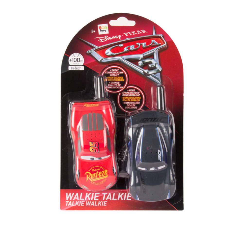 Cars Walkie Talkie Review