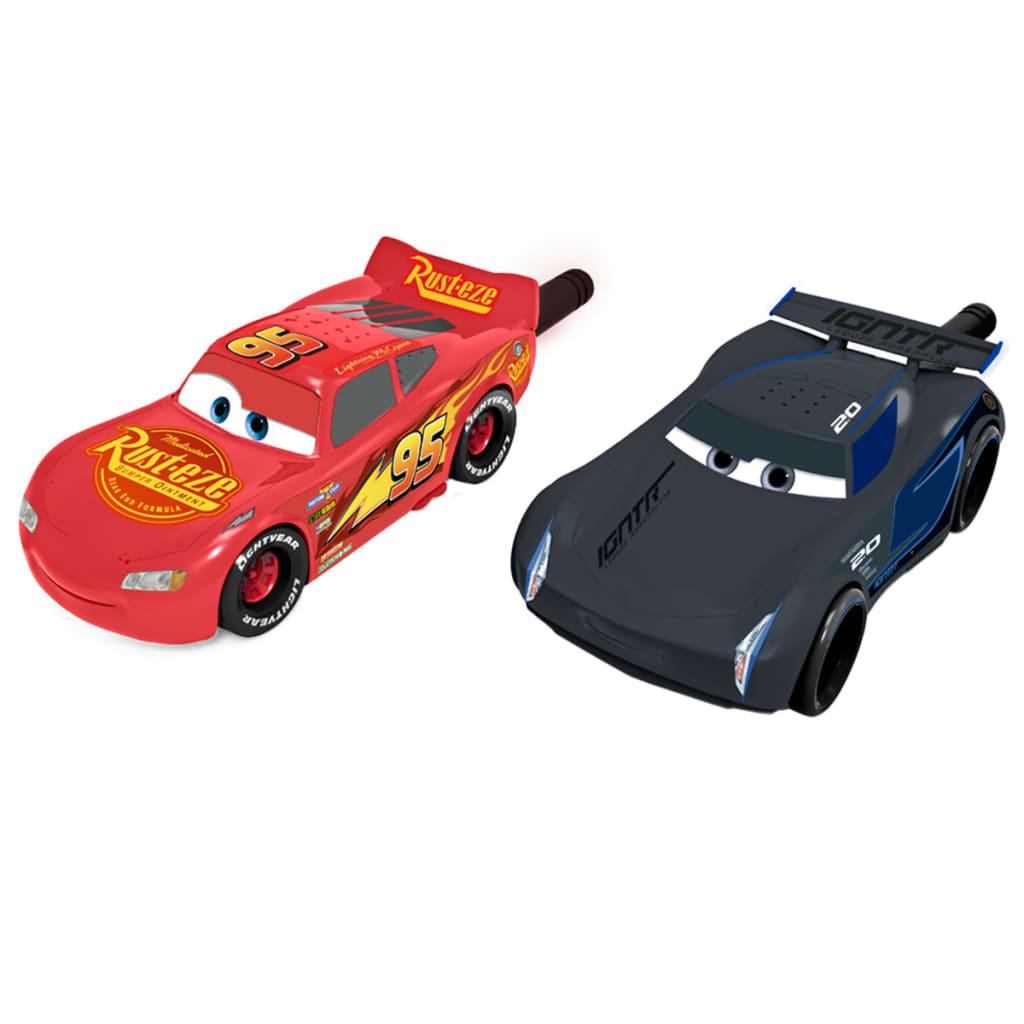 Imc Walkie Talkie Cars Grijs En Rood Im250802