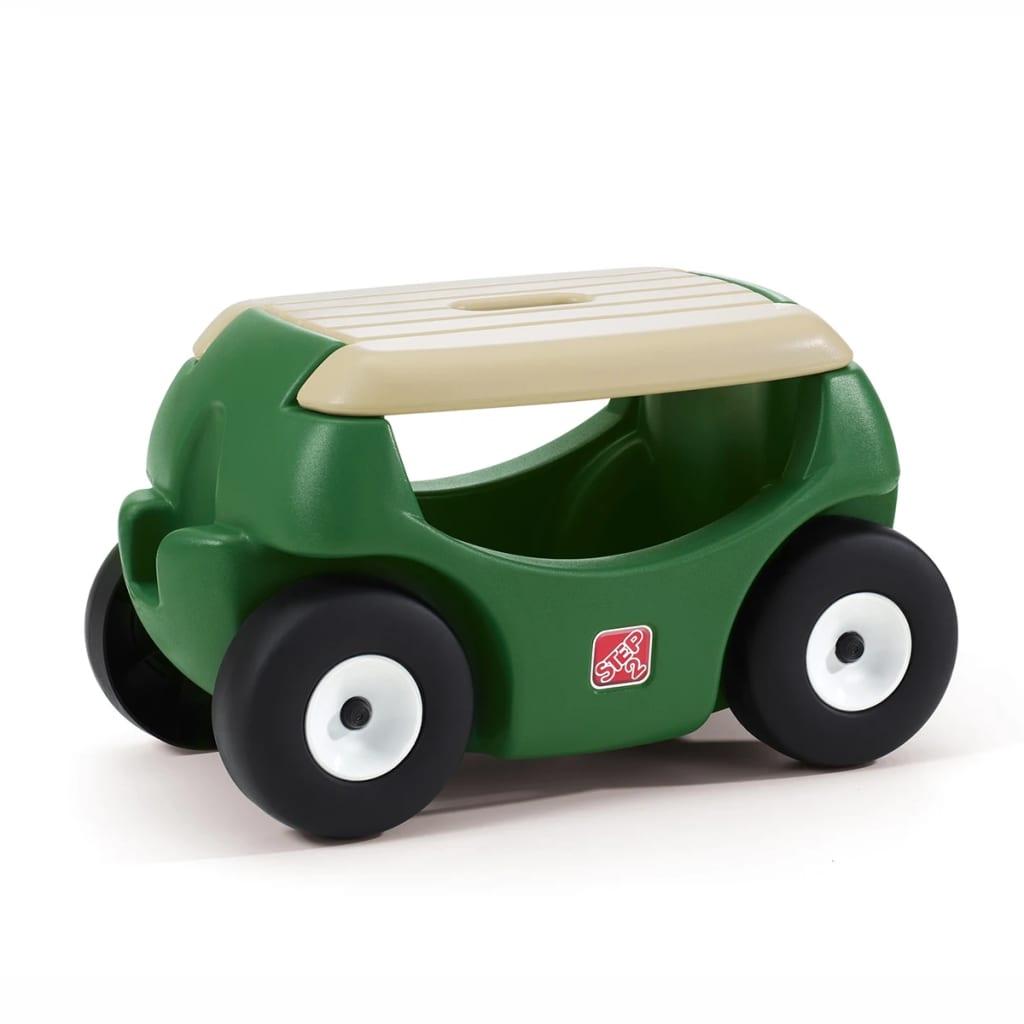 acheter step2 tabouret mobile de jardinage garden hopper. Black Bedroom Furniture Sets. Home Design Ideas