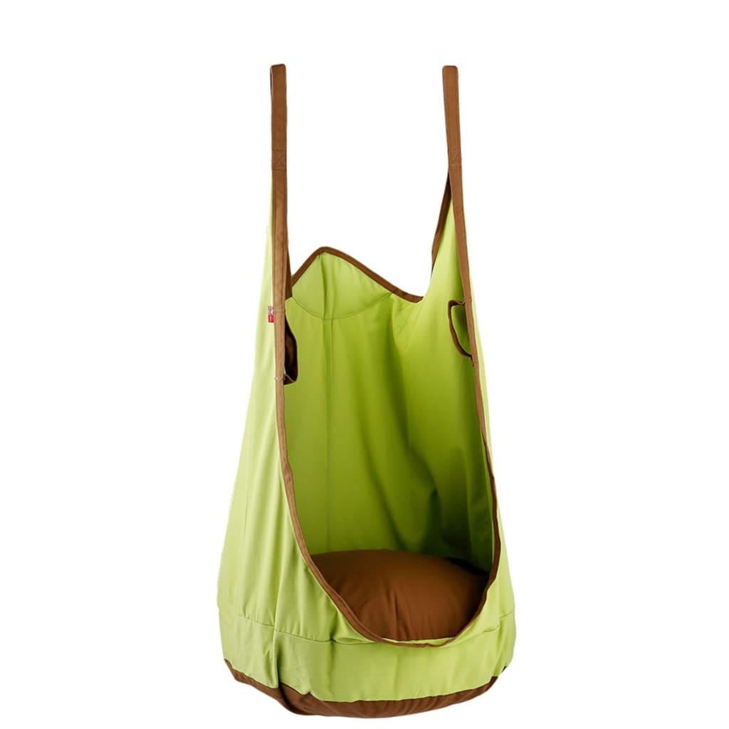 Afbeelding van AXI Kikker schommelzak groen en bruin A900.002.00