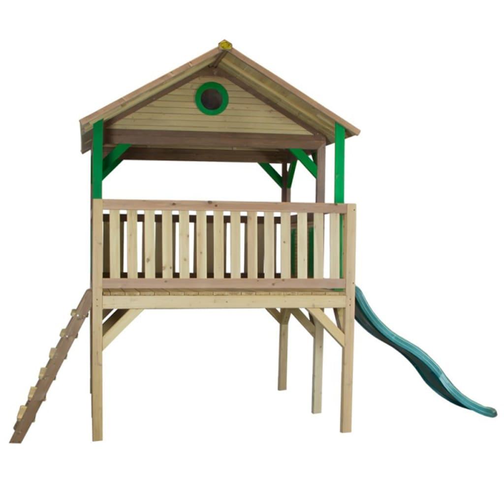 la boutique en ligne axi aire de jeu avec chelle et toboggan baloo bois. Black Bedroom Furniture Sets. Home Design Ideas