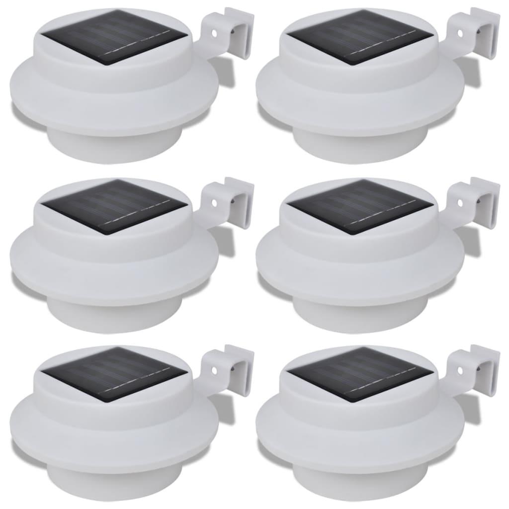 vidaxl-outdoor-solar-lamp-set-6-pcs-fence-light-gutter-white