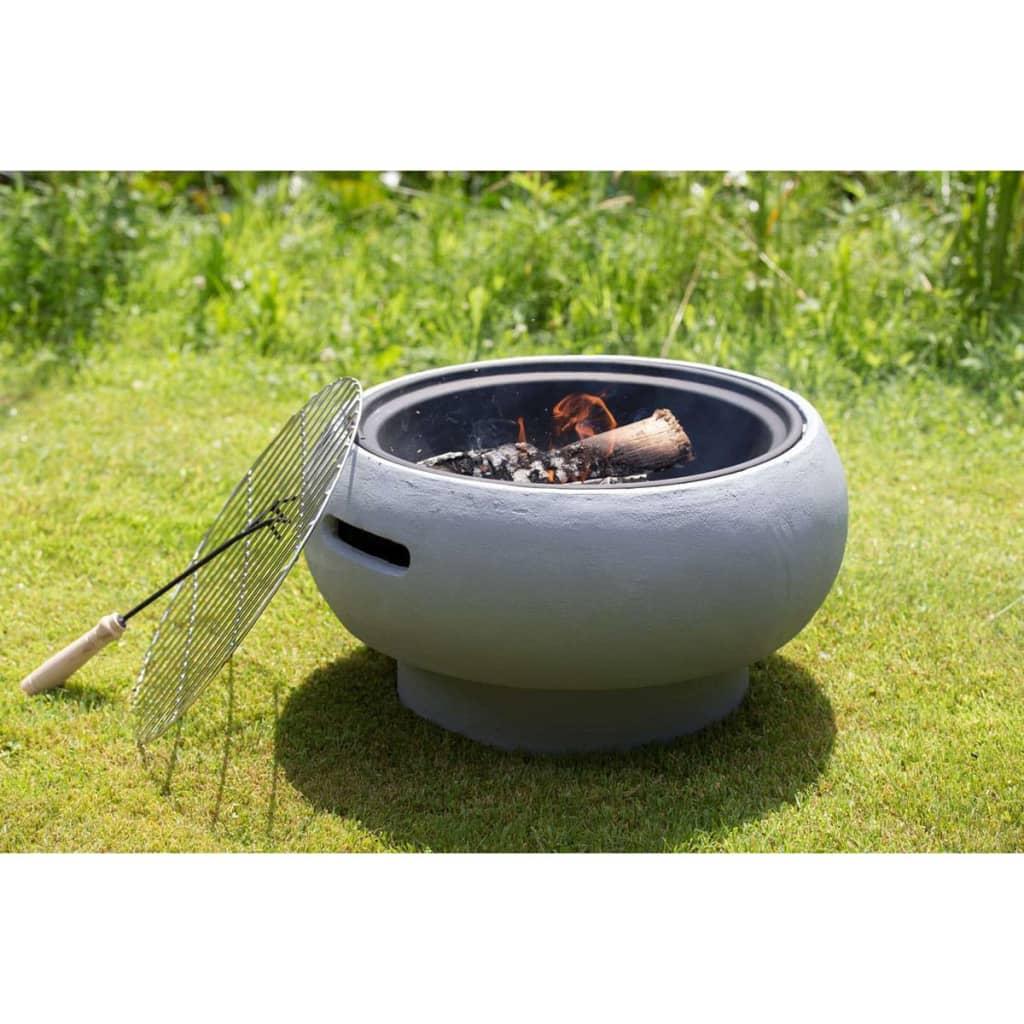bbgrill portable barbecue grey bbq tub g. Black Bedroom Furniture Sets. Home Design Ideas