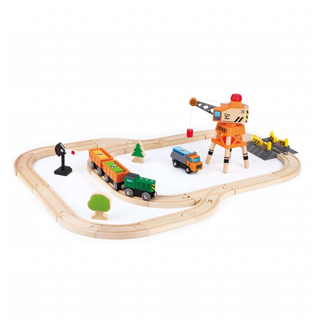 Ken Crane Firearms & Accessories : Hape crane and cargo train set e vidaxl