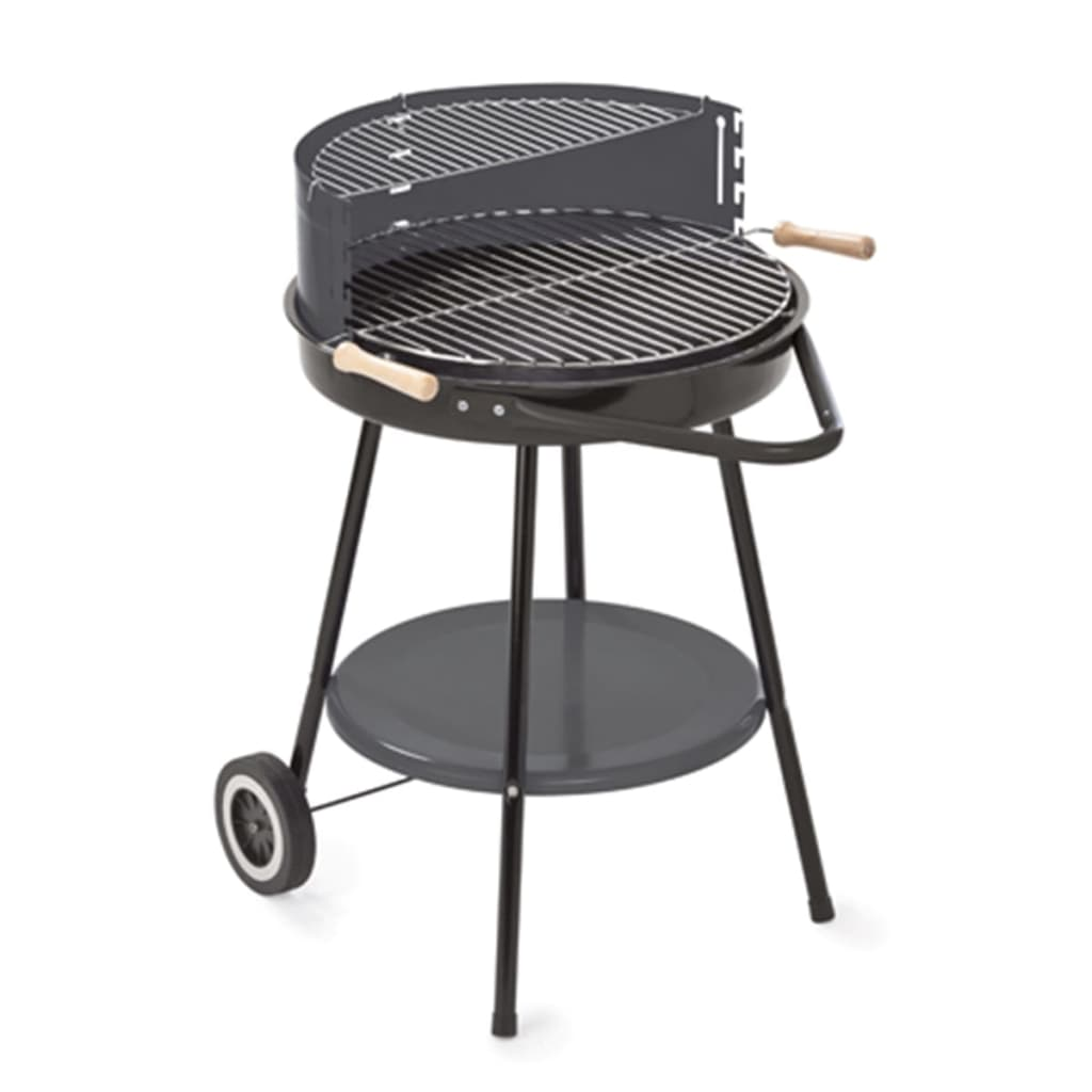 acheter grillchef barbecue au charbon 48 5 cm noir pas cher. Black Bedroom Furniture Sets. Home Design Ideas
