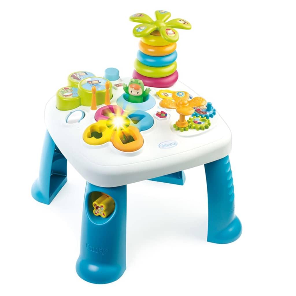 Afbeelding van Smoby Cotoons Speeltafel blauw 211169