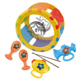 412204 Playgo Musikinstrument Junior Party Band 1328
