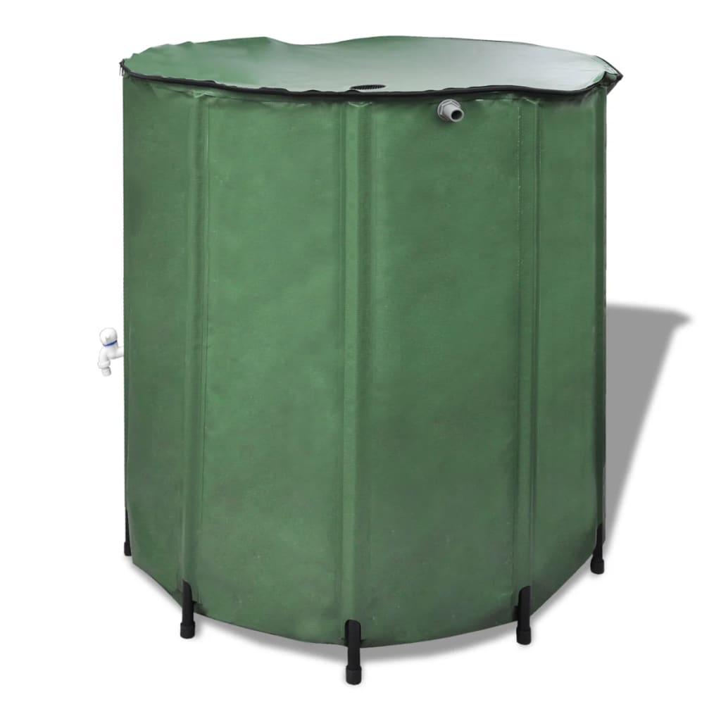 wasserspeicher regentonne wassertank 500l klappbar g nstig. Black Bedroom Furniture Sets. Home Design Ideas