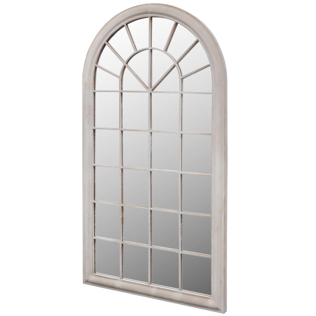 La boutique en ligne miroir de jardin arche rustique 116 x for Boutique jardin en ligne