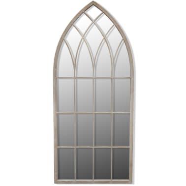 vidaXL Spegel med gotisk design inom-/utomhus 115 x 50 cm[2/3]