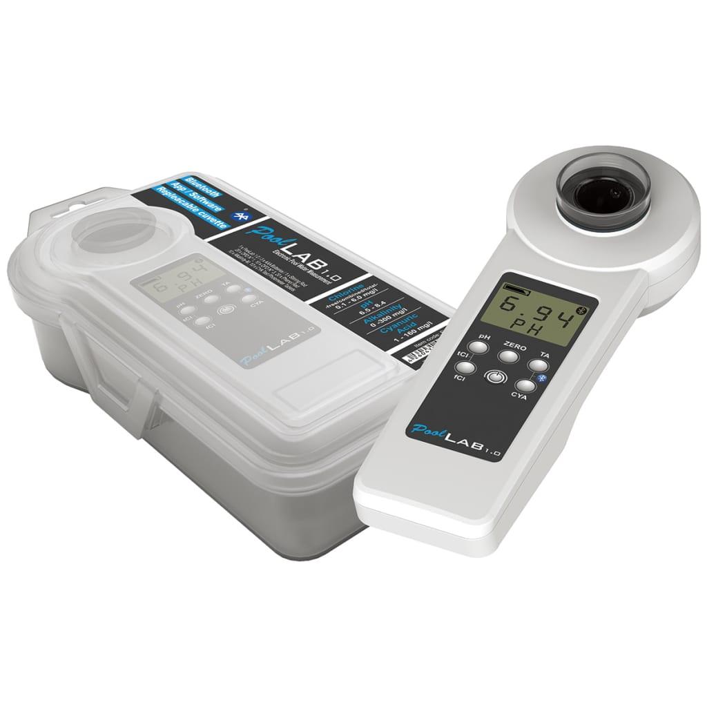 Afbeelding van Pool Improve handfotometer POL01 zwart en wit