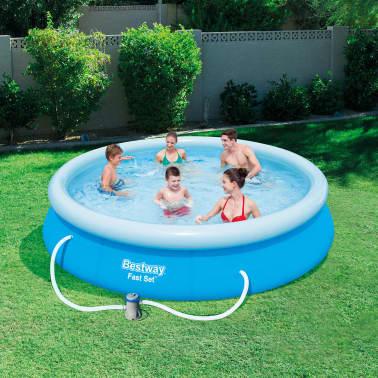 La boutique en ligne bestway piscine marin fast ronde for Bestway piscine service com