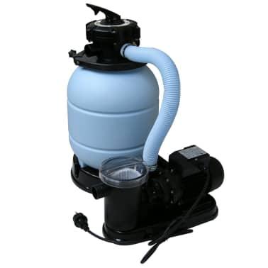 Acheter gre pompe filtrante sable 4000 l h 180 w fs300 for Pompe filtrante